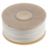 Nymo Bobbin- Size D Box 64yds/bobbin White Tex 35 80pcs/box